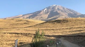 گزارش صعود قله دماوند