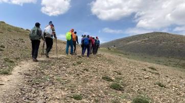 گزارش صعود قله کهار